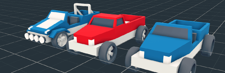 Asset Forge Vehicle Collection